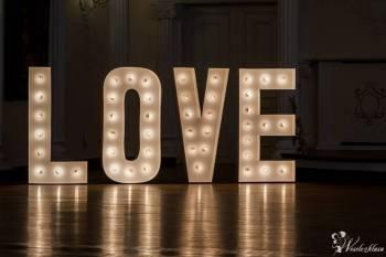 NAPIS LOVE+ INNE ATRAKCJE, Napis Love Barcin