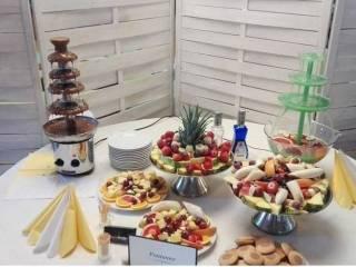 Fontanna czekolady!, Czekoladowa fontanna Koszalin