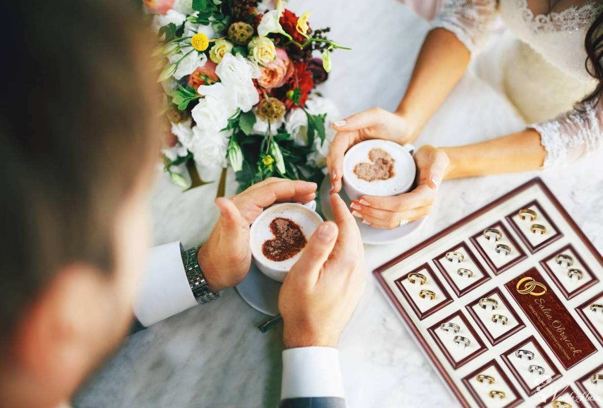 Salon Obrączek - obrączki ślubne i pierścionki zaręczynowe, Skoczów - zdjęcie 1