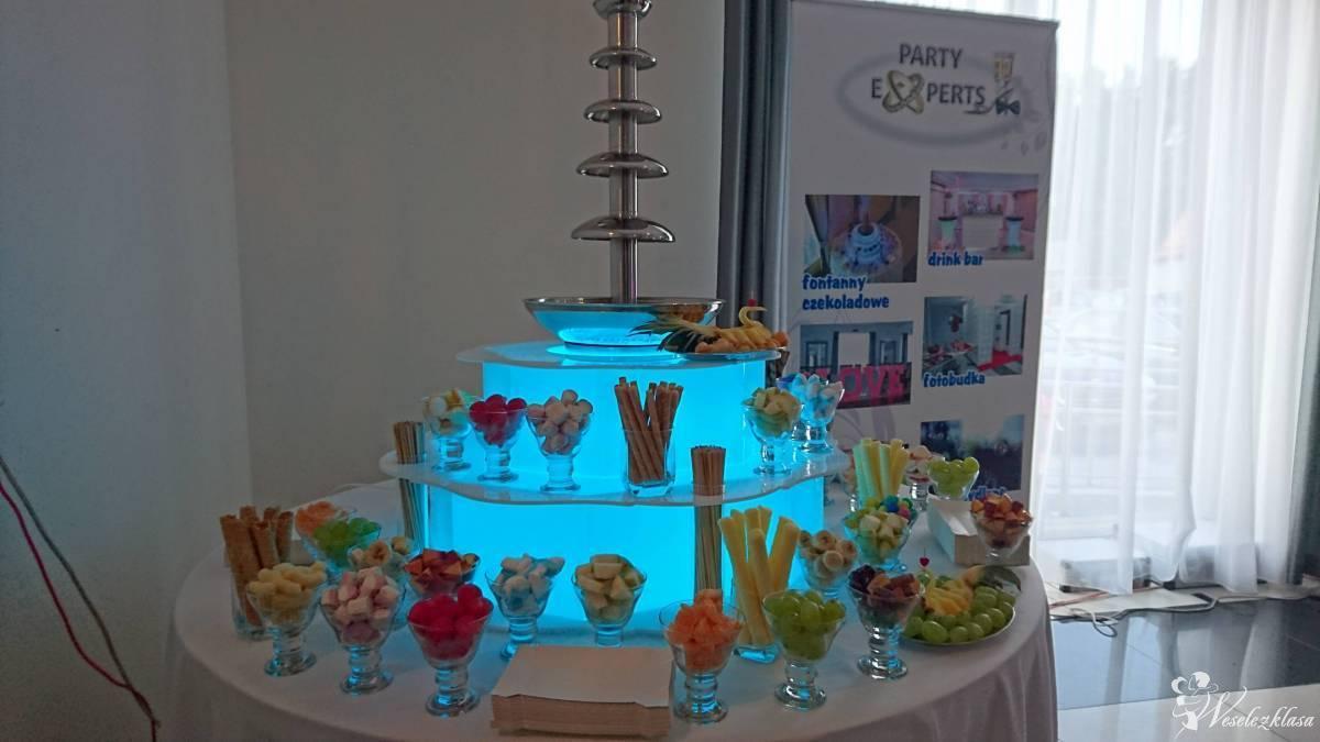 Fontanna czekoladowa Słodka niespodzianka Party-Experts, Tyszowce - zdjęcie 1