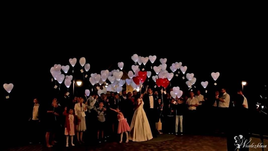 Balony Led, balony z helem, pudło z balonami na Wasze wesele!, Gdańsk - zdjęcie 1