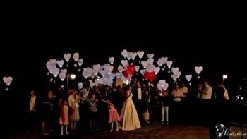 Balony Led, balony z helem, pudło z balonami na Wasze wesele!, Balony, bańki mydlane Rumia