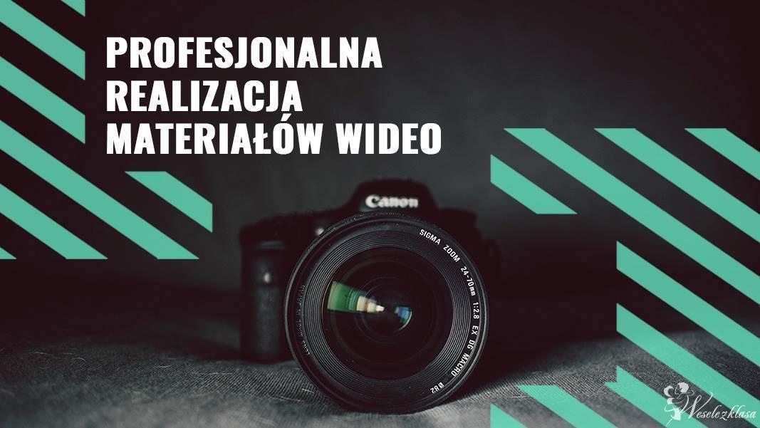 Wideofilmowanie, Wideo - ślub - wesele - profesjonalnie, Dron, Łomża - zdjęcie 1