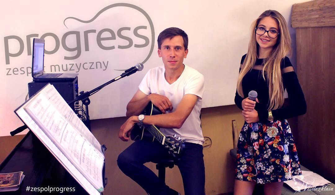 Artystyczna oprawa ślubów Progress (duet, gitara, skrzypce, nagłoś.), Radom - zdjęcie 1