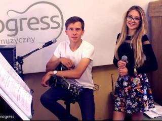Artystyczna oprawa ślubów Progress (duet, gitara, skrzypce, nagłoś.),  Radom