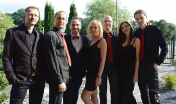 X-BAND - zespół muzyczny - 100% na żywo !, Zespoły weselne Białystok