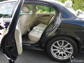 Jaguarem do Ślubu - wynajem samochodu, Samochód, auto do ślubu, limuzyna Pyzdry
