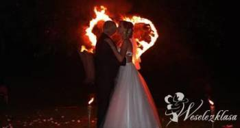 Pokaz tańca z ogniem, Fireshow na wesele, Teatr ognia Warszawa