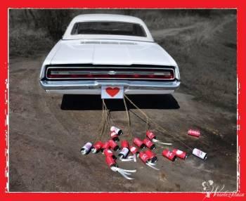 Kultowe amerykańskie auta do ślubu - Ford T-Bird, Samochód, auto do ślubu, limuzyna Dąbrowa Górnicza