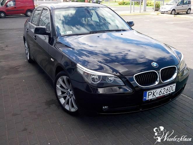 AUTO NA WESELE! PIEKNE *CZARNE* BMW E60 300PLN, Kalisz - zdjęcie 1