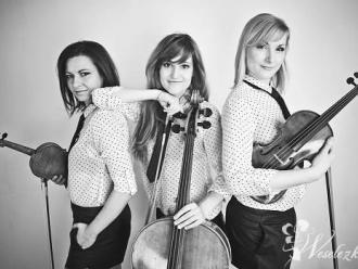 Oprawa muzyczna ślubu - Beatgirls String Trio , Skrzypce,  Poznań