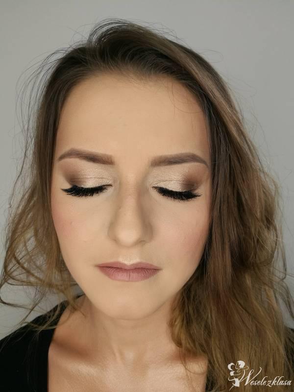 Makijaż ślubny i okolicznościowy - Make up by Domi, Gdynia - zdjęcie 1