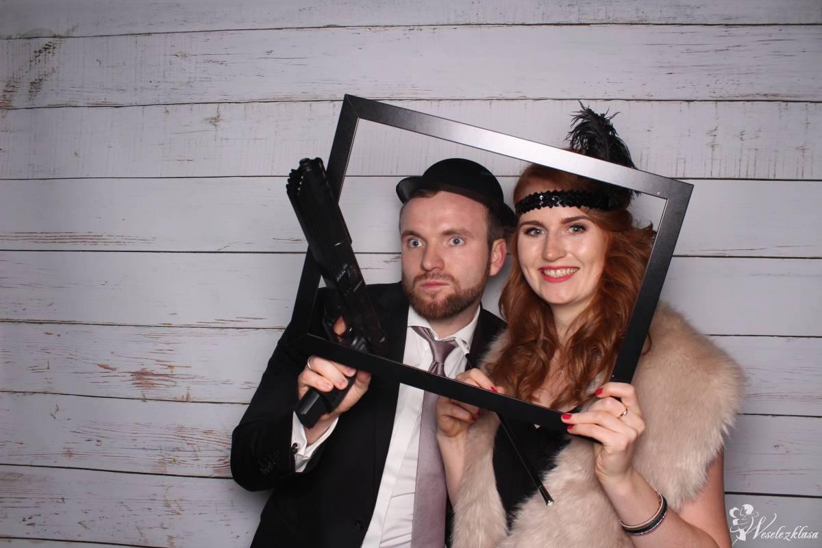 Fotobudka LED - atrakcja na Twoje wesele, studniówkę, urodziny, itp., Rawa Mazowiecka - zdjęcie 1