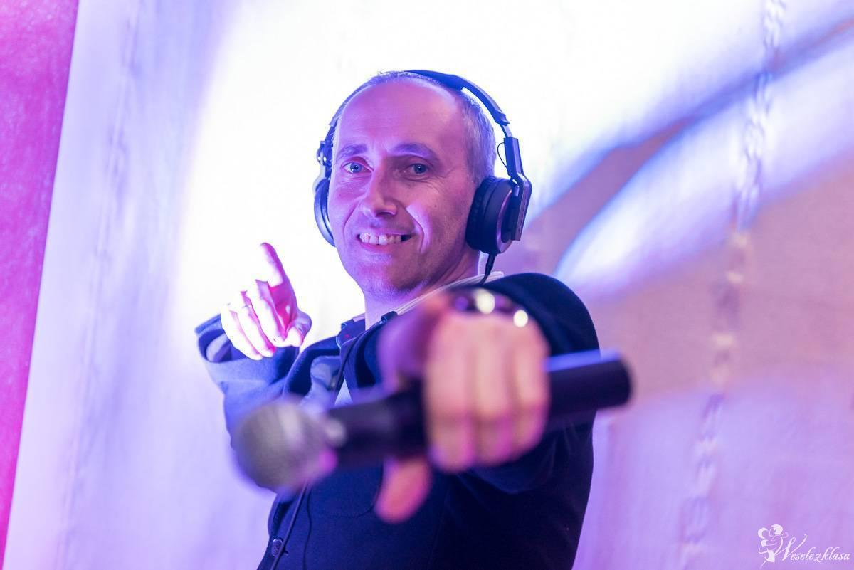 DJ Arko -DJ, Wodzirej, Konferansjer, dekoracja światłem, ciężki dym, DJ na wesele Poznań