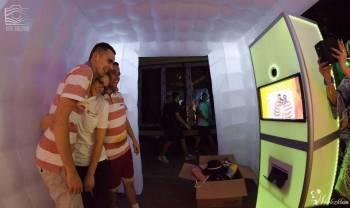 Fotobudka Foto-skrzynka + księga gości i ponad 500 gadżetów + namiot!, Fotobudka, videobudka na wesele Lubliniec