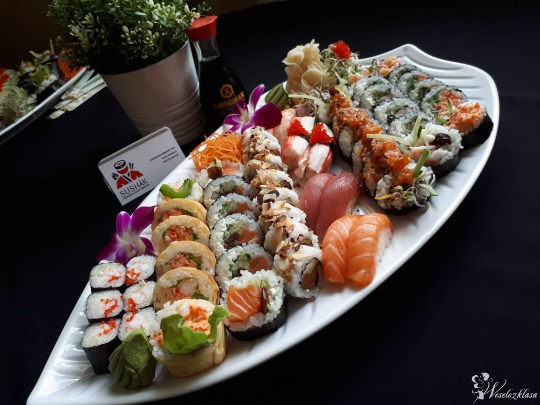 Sushak - Pyszne sushi na Twoim weselu, Warszawa - zdjęcie 1