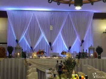 Lavendowa Dolina - ślub i przyjęcie w prowansalskim stylu., Dekoracje ślubne Wyśmierzyce
