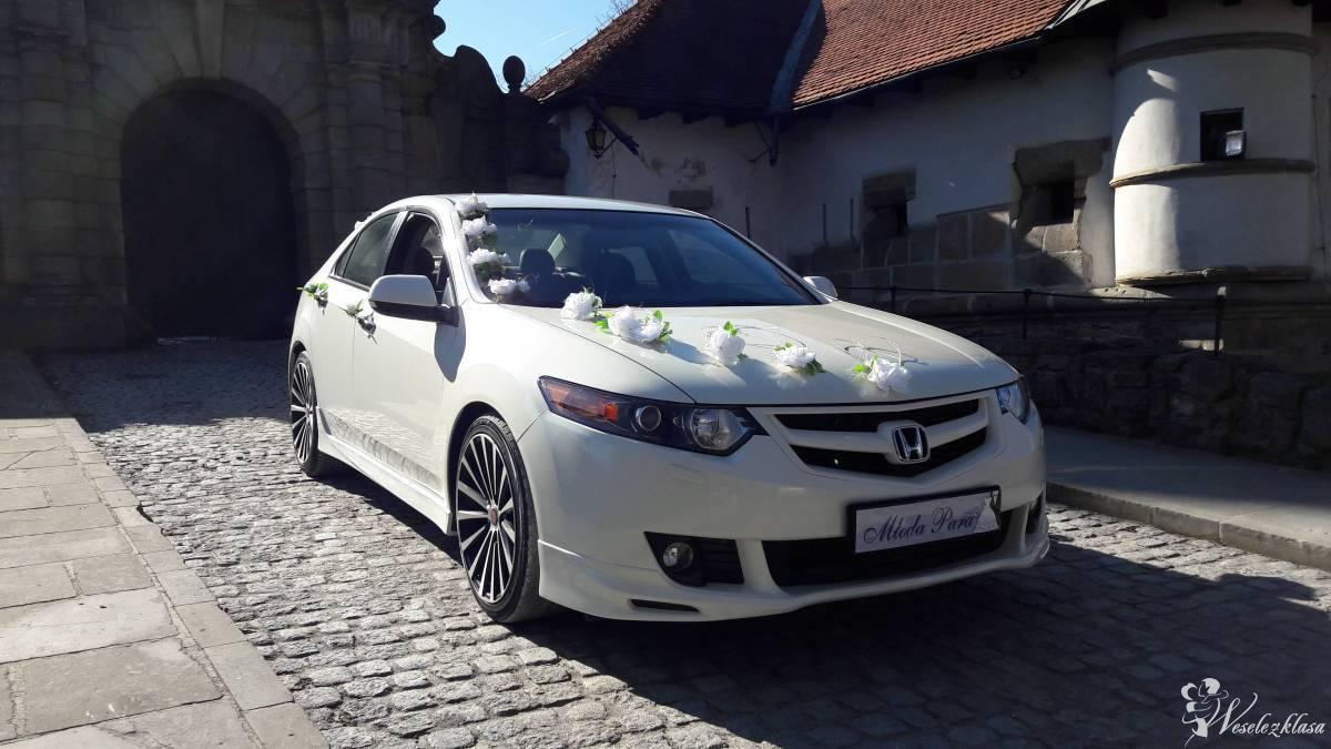 Auto Samochód do Ślubu Honda *Biała* Perła Accord Biały, Bochnia - zdjęcie 1