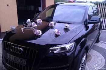 Zawiozę do ślubu, Samochód, auto do ślubu, limuzyna Świdnik
