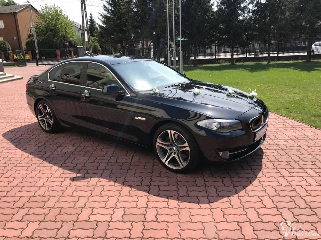 Eleganckie BMW5 do ślubu, Ząbki - zdjęcie 1