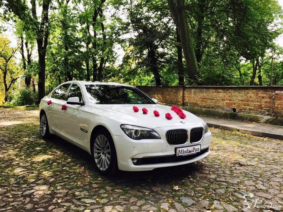 Auta do ślubu -  BMW 740, Lamborghini Gallardo ,BMW X4, BMW M3, BMW 5, Białystok - zdjęcie 1