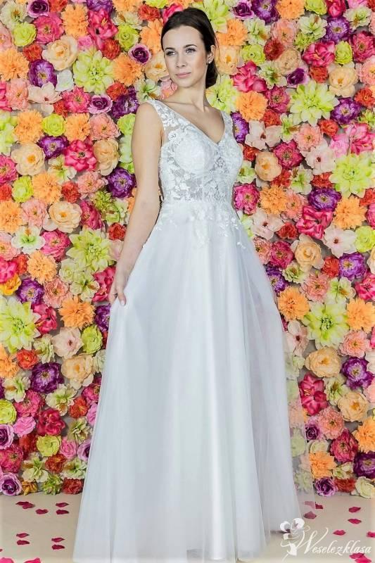 KOLEKCJA-Moda Ślubna; suknie ślubne na miarę prosto od producenta., Żary - zdjęcie 1