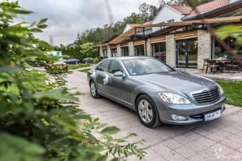 ---- Mercedes S320 ---- DO ŚLUBU, Samochód, auto do ślubu, limuzyna Słomczyn