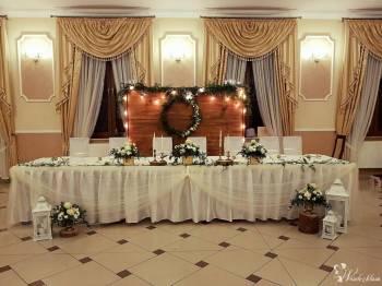 Dekoracje ślubne oprawa florystyczna imprez, Dekoracje ślubne Śrem