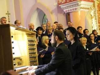 Organista, skrzypaczka, wokal,  Świebodzin
