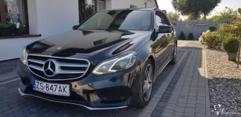Auto do Ślubu - Mercedes E klasa, Samochód, auto do ślubu, limuzyna Kostrzyn nad Odrą