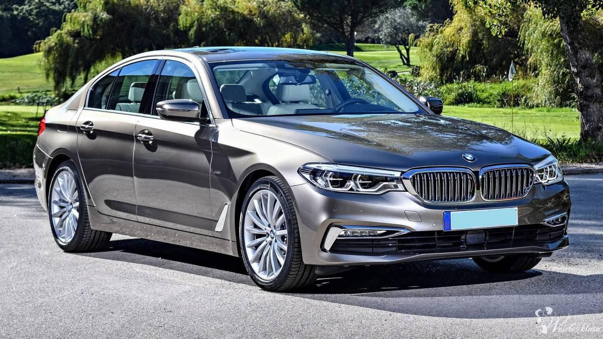 Auto do ślubu BMW seri 5 G30 pakiet INDYVIDUAL + konsultat ślubny, Katowice - zdjęcie 1