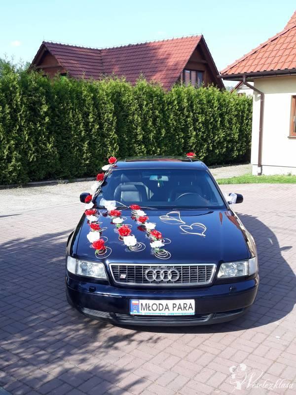 Samochód do ślubu Audi S8, Kraków - zdjęcie 1