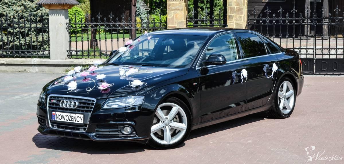 Auto do ślubu wynajem samochodu Audi A4 S-LINE, Radom - zdjęcie 1