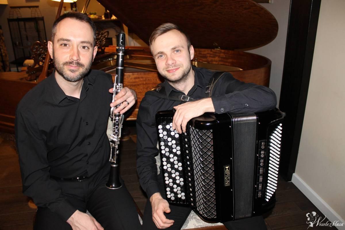 Oprawa muzyczna. Klarnet i akordeon., Tarnów - zdjęcie 1