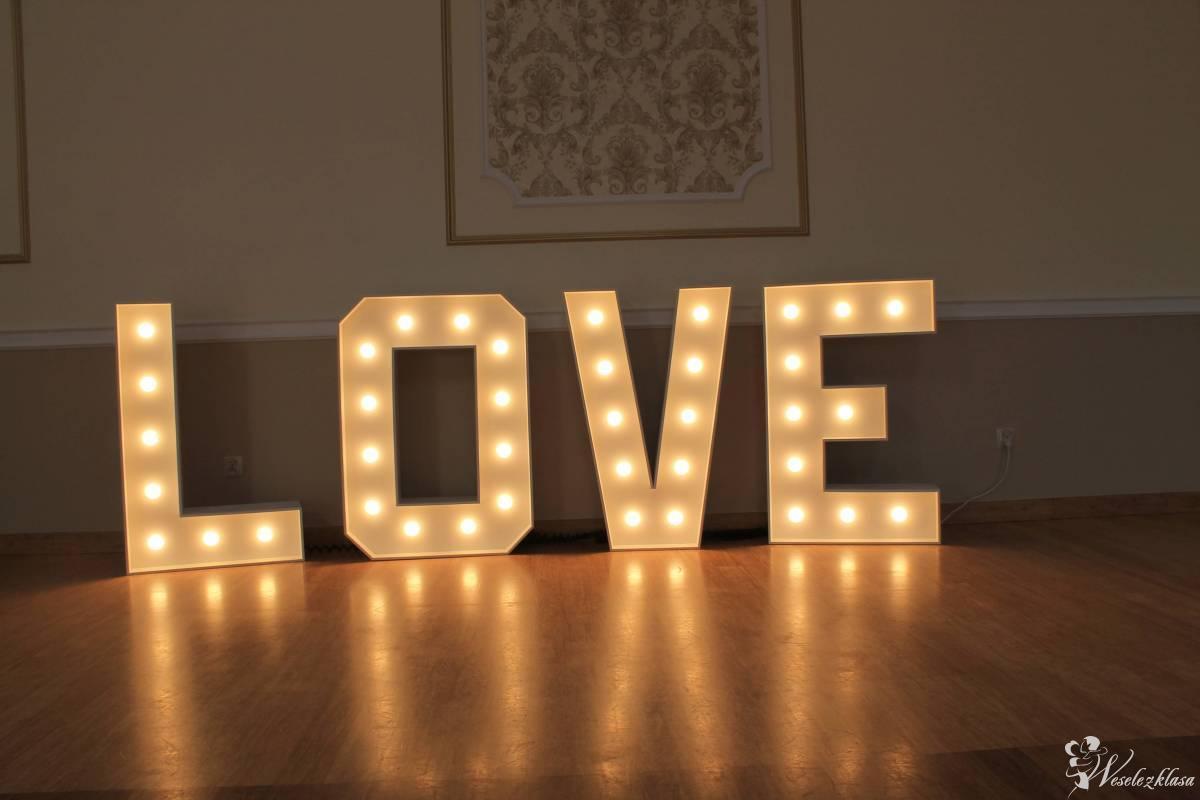Napis LOVE- 3D, nowy, Nowe Brzesko - zdjęcie 1
