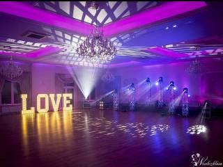 Hocus-Pocus - Dekoracja światłem, napis LOVE, taniec w chmurach, budka,  Łowicz - Mysłaków