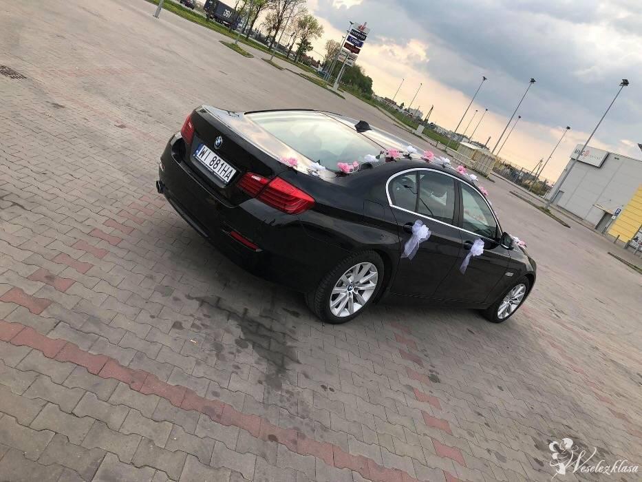 *Czarne* BMW F10 - 350 zł535, Ciechanów - zdjęcie 1