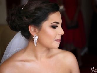 Profesjonalny makijaż ślubny/ okolicznościowy/ do sesji - Kinga Stopa,  Tychy