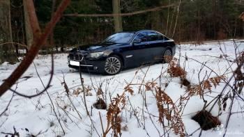 Czarne BMW 7 do ślubu z kierowcą oraz na inne imprezy okolicznościowe, Samochód, auto do ślubu, limuzyna Mikołajki