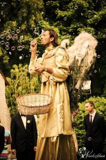 Anioły na szczudłach - atrakcje na wesele, Anioły na szczudłach Żukowo