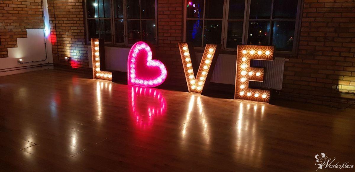 Napis Love / Wyjątkowa Atrakcja /, Gdańsk - zdjęcie 1