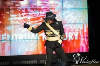 Sobowtór Michael Jackson - Show taneczne, Pokaz tańca na weselu Wieruszów
