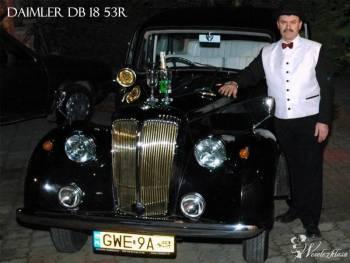 Wynajem Samochodów Zabytkowych, Samochód, auto do ślubu, limuzyna Kępice
