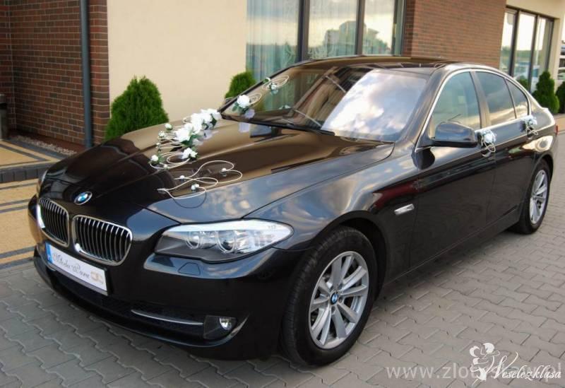 Piękna limuzyna BMW do ślubu, Gdańsk - zdjęcie 1