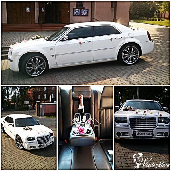 Chrysler 300c do Ślubu/Wesela *Biała* Perła, Rybnik - zdjęcie 1