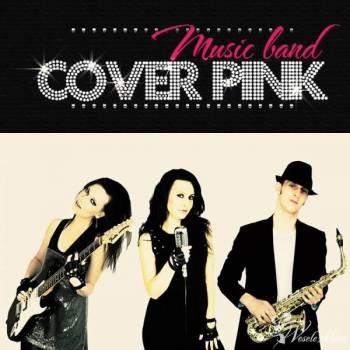 Profesjonalny zespół na Twoje wesele - Cover Pink, Zespoły weselne Świerzawa