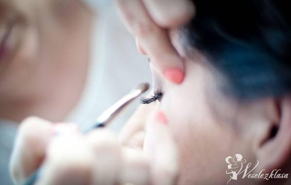 makijaż ślubny w domu Panny młodej, Będzin - zdjęcie 1