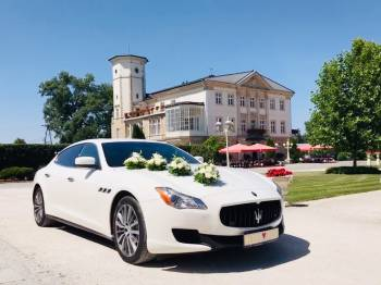 MASERATI JAGUAR MERCEDES PORSCHE CABRIO AMG G klasa ŚLUB / EVENT, Samochód, auto do ślubu, limuzyna Mirsk
