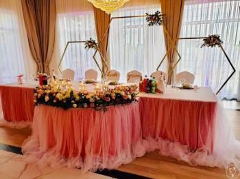 Inspiracja Dekorator ślubny, Florystyka , Taniec w chmurach, Dekoracje ślubne Września