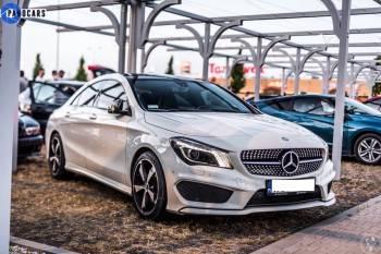 MERCEDES CLA ///AMG ///WOLNE TERMINY 2021, Samochód, auto do ślubu, limuzyna Góra Kalwaria